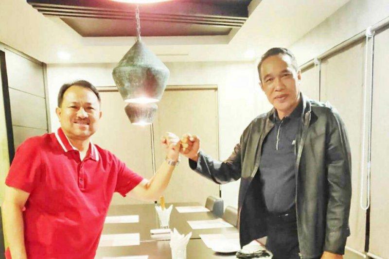 "Pangeran khairul saleh siap menangkan Paslon Bupati Banjar ""RF"""