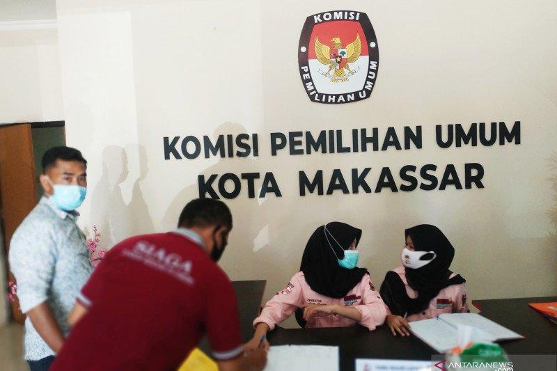 Ketua dan seorang anggota KPU Makassar positif COVID-19