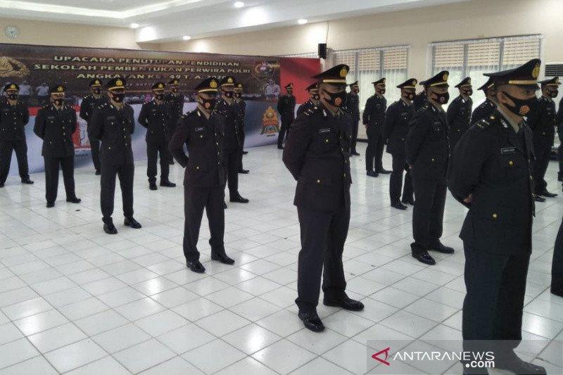Polda Sulteng ketambahan 50 perwira lulusan SIP