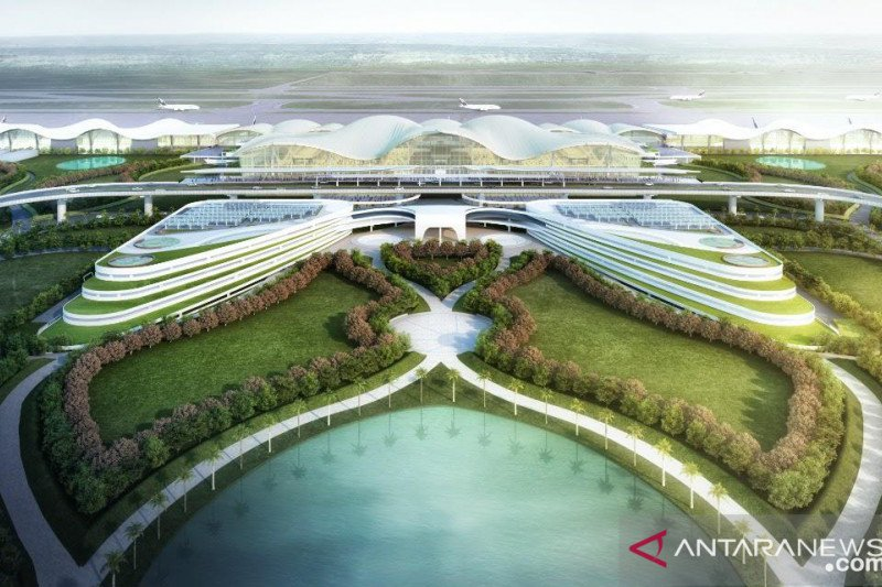 Pengembangan Bandara Sultan Hasanuddin Makassar telan anggaran Rp2,1 triliun