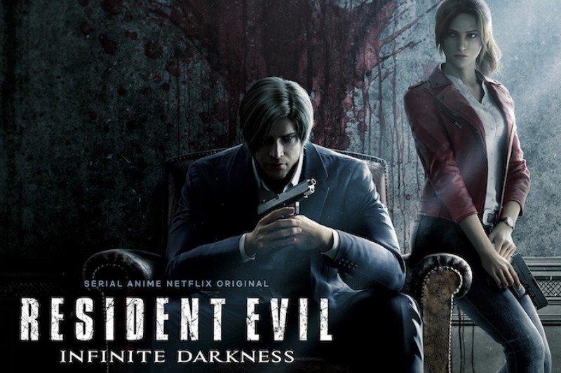 """Serial animasi """"Resident Evil"""" dan """"Transformer"""" hadir di Netflix"""