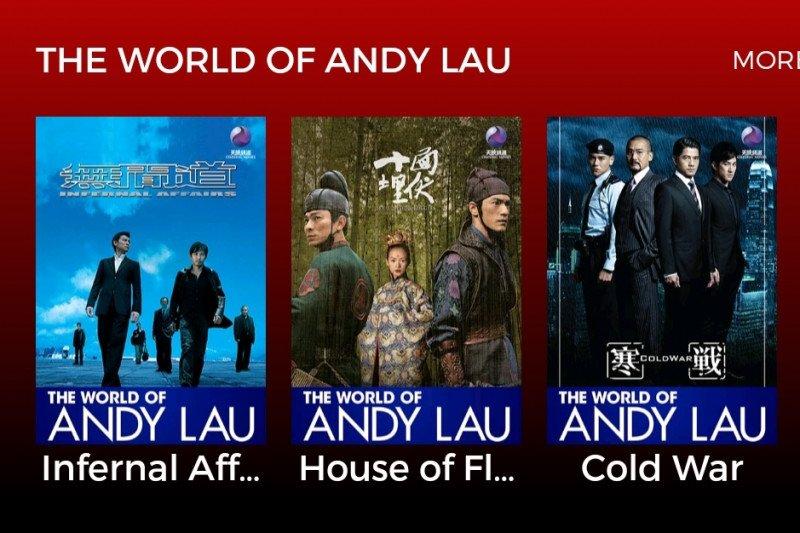 """Rayakan ulang tahun Andy Lau, """"klik film"""" hadirkan deretan film terbaiknya"""