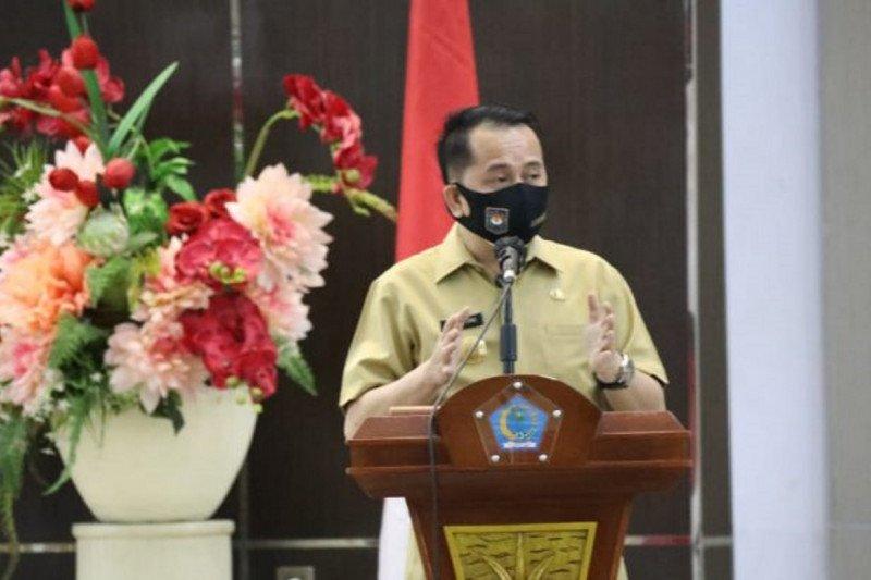 Penjabat Gubernur Sulut ingatkan 3T dan 4M putus mata rantai COVID-19