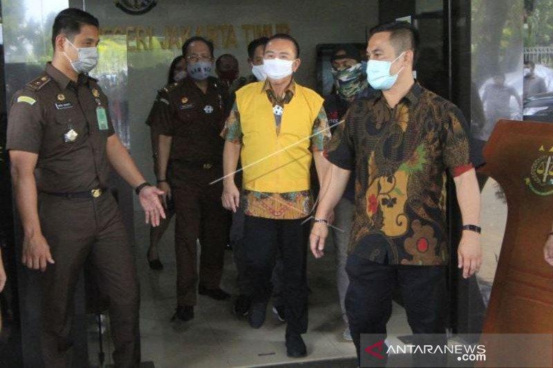 Pelimpahan Kasus  Djoko Tjandra