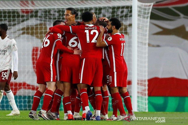 Klasemen Liga Inggris: Liverpool menyalip Everton