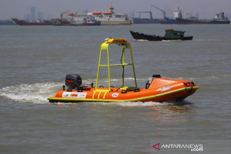 ITS Surabaya ciptakan kapal pintar nirawak
