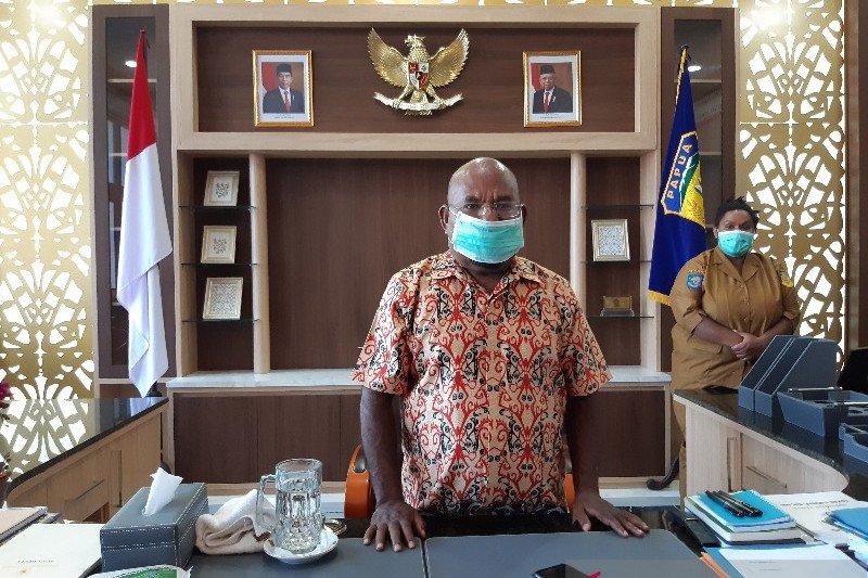 Gubernur Papua minta Pjs bupati ciptakan pilkada serentak aman