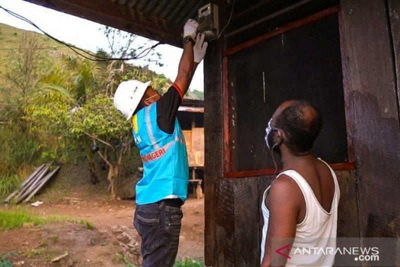 PLN Papua : 10.352 pelanggan mendaftar program tambah daya Super Wow