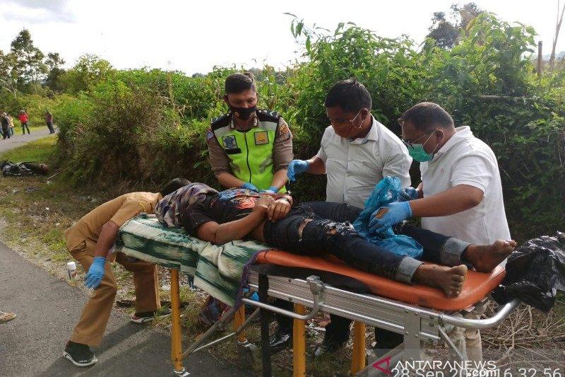 Sopir karyawan perusahaan di Lombok Timur tewas tertindih dump truk