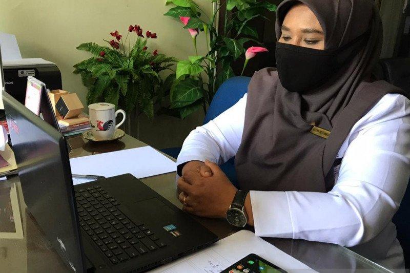 Kemenag Sulteng  perketat protokol kesehatan di lingkungan perkantoran