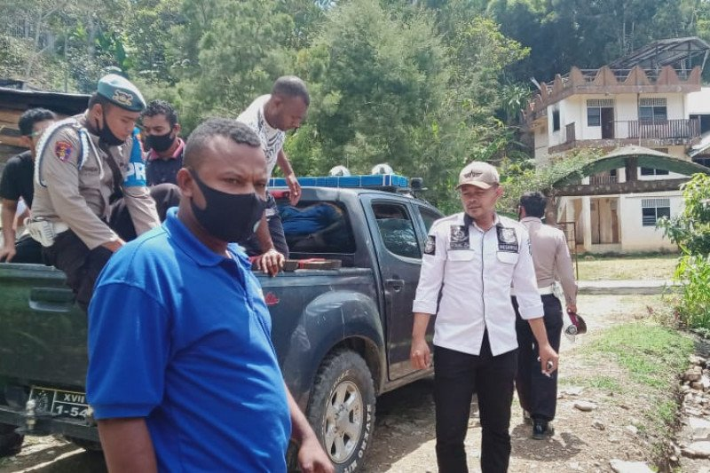 Polres Tolikara gencarkan patroli berikan kenyamanan warga