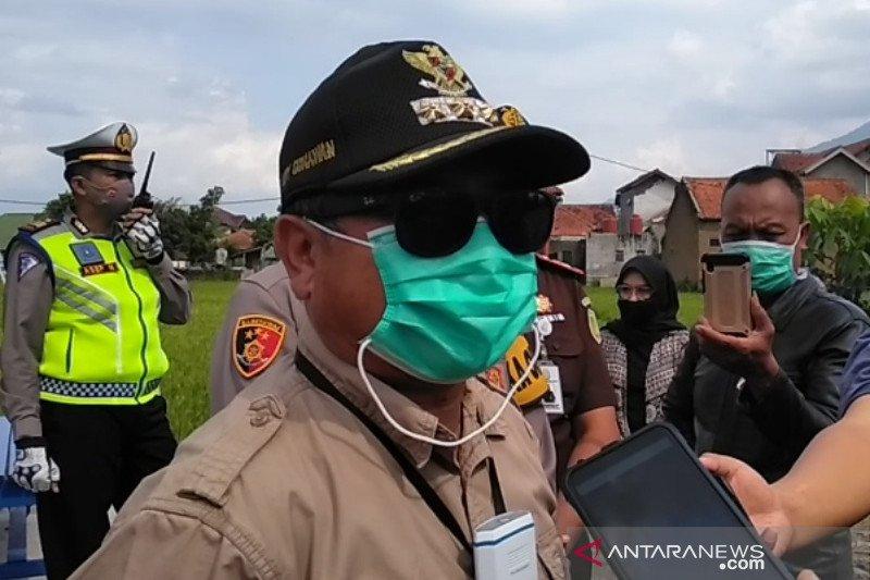 11 warga binaan Lapas Garut dilaporkan positif COVID-19