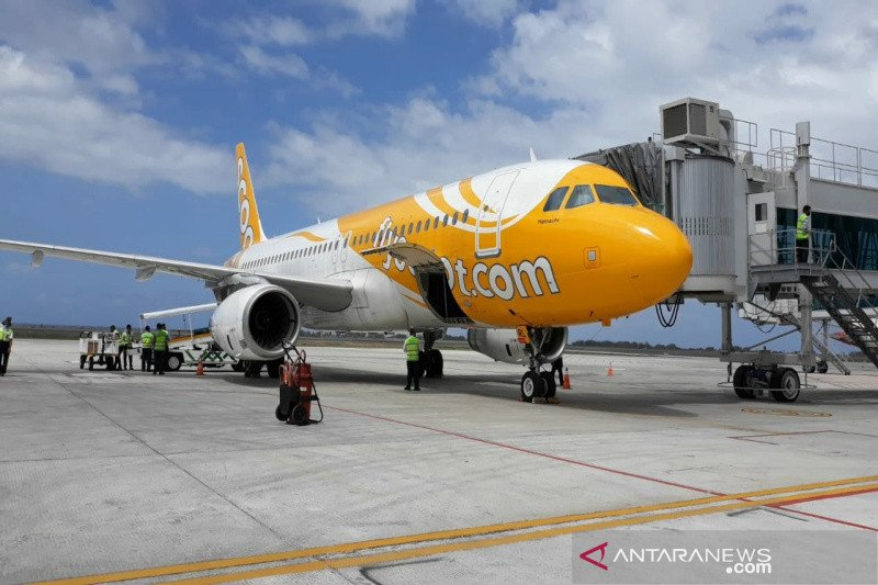 AP I buka penerbangan internasional YIA-Singapura
