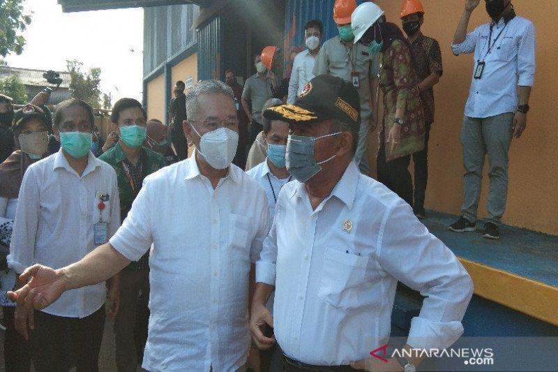 Menteri PMK apresiasi pengelolaan e-warung di Pekalongan