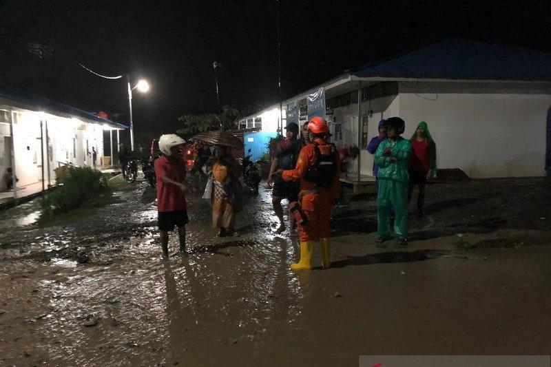 Pemkot Palu  inventarisir penyintas dihuntara terdampak banjir