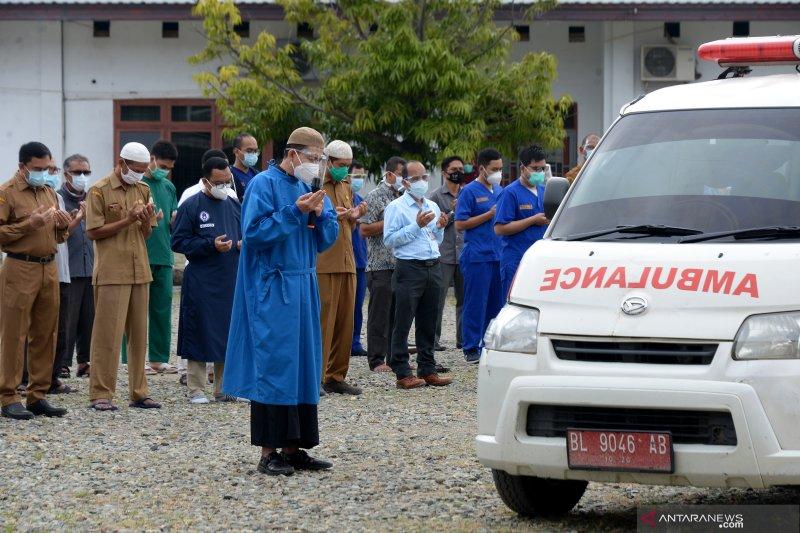 Dokter di Riau meninggal akibat  COVID-19