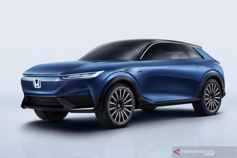 Ini tampilan Honda SUV e:concept yang akan diproduksi massal