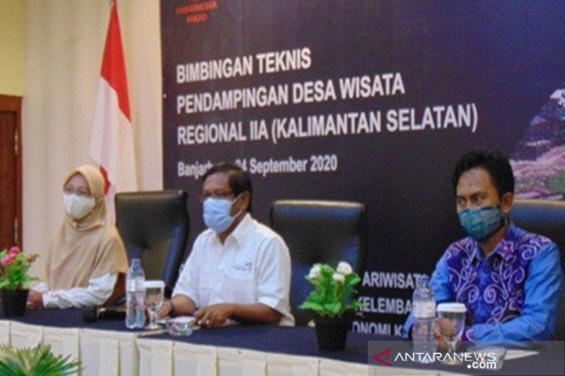 Poliban gandeng Kemenparekraf tingkatkan SDM pengelola desa wisata di Kabupaten Banjar
