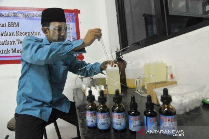 Produk Penghemat BBM Karya Guru SMK