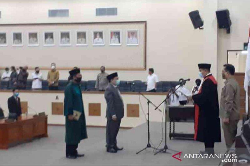 BN Holik pimpin DPRD Kabupaten Bekasi