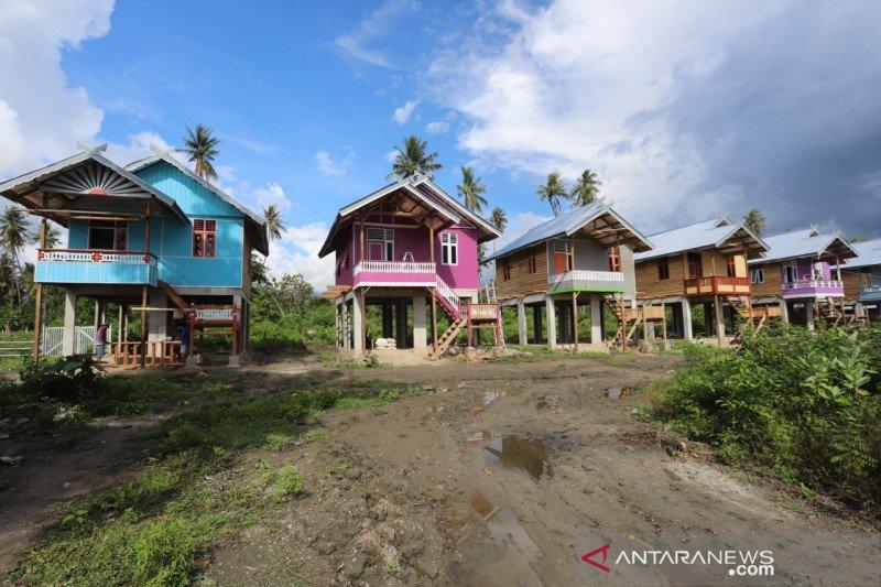 Arkom upayakan penyintas tsunami Mamboro-Palu  tempati huntap Desember