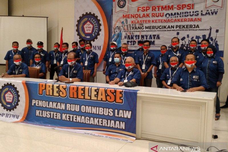 Pembahasan RUU Cipta Kerja diusulkan tak degradasi hak pekerja