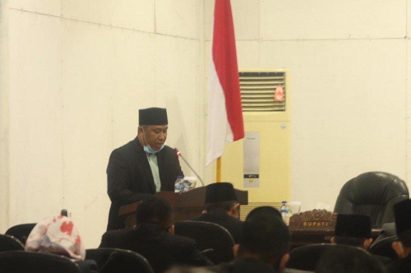 Respons Plt Bupati Lombok Utara terkait pandangan fraksi terhadap RAPBD Perubahan 2020