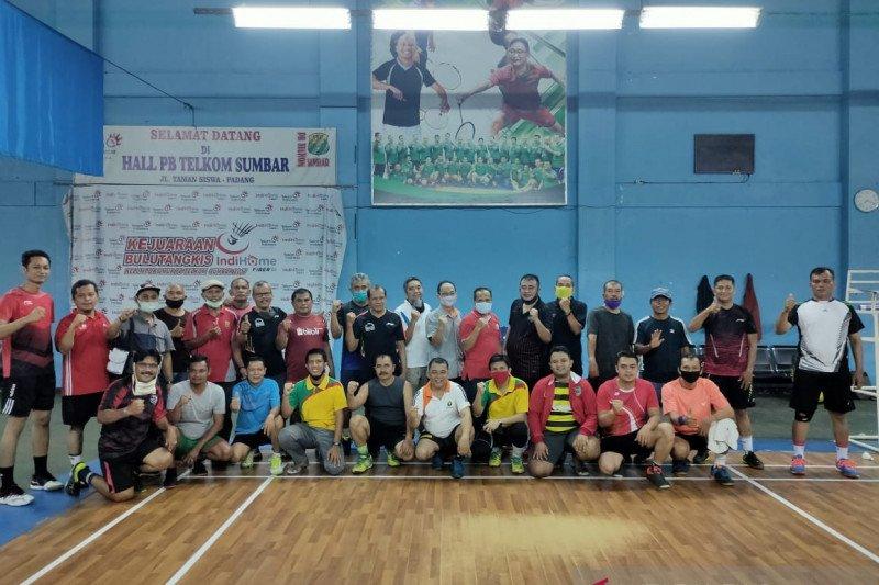 Momentum HUT Parpostel, Pos dan Telkom jalin sinergitas melalui olahraga