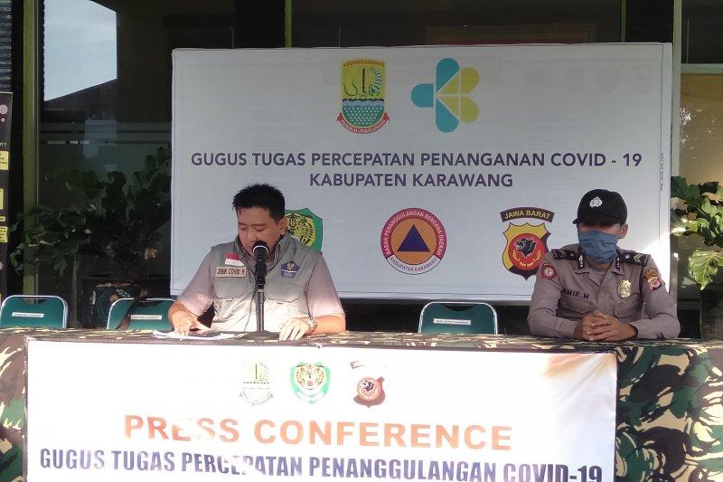 Gugus Tugas Karawang: Perusahaan tak koordinasi penanganan COVID-19