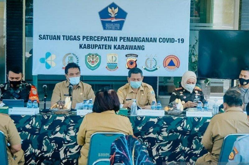 Pjs Bupati Karawang: Perketat pengawasan prokes industri