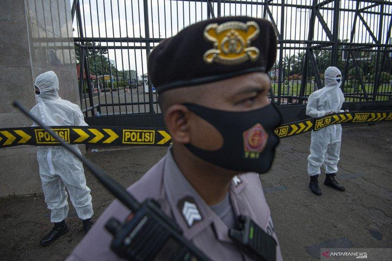 Riau terima bantuan 100.000 lembar masker kain dari PT. RAPP
