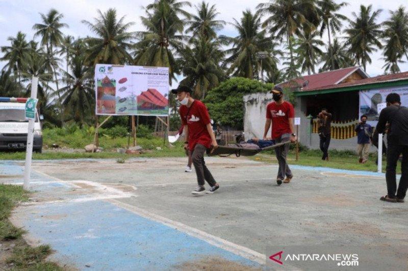Yayasan Arkom asah kemampuan penyintas tsunami Palu kurangi risiko bencana