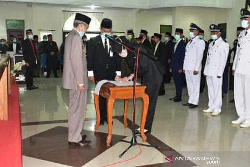Jubir COVID-19 Baubau dilantik menjadi Direktur RSUD Palagimata