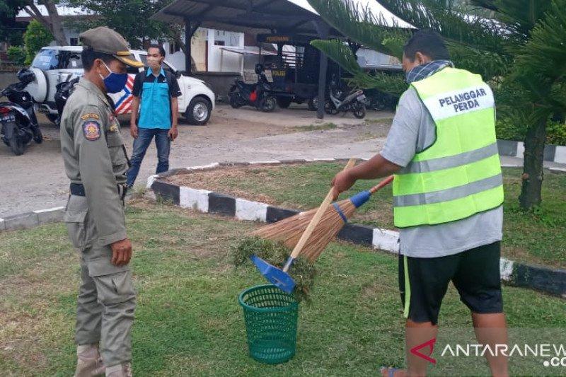 Pemkab Lombok Utara razia masker dua kali sehari