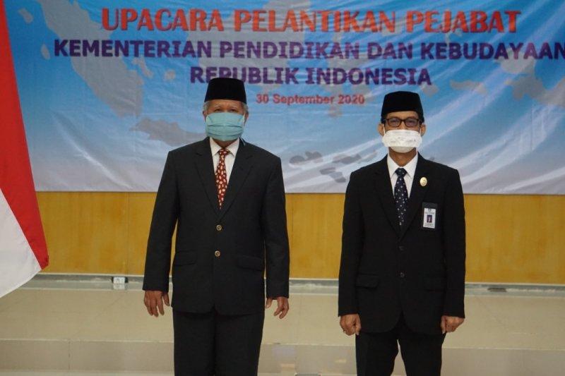 Prof Udiansyah dan Dr Akbar kembali dilantik menjadi Kepala dan Sekretaris LLDIKTI Kalimantan