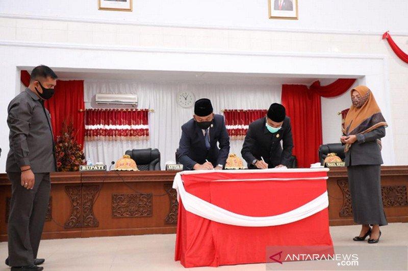 DPRD sahkan Perda APBD-P 2020 Kabupaten Bantaeng