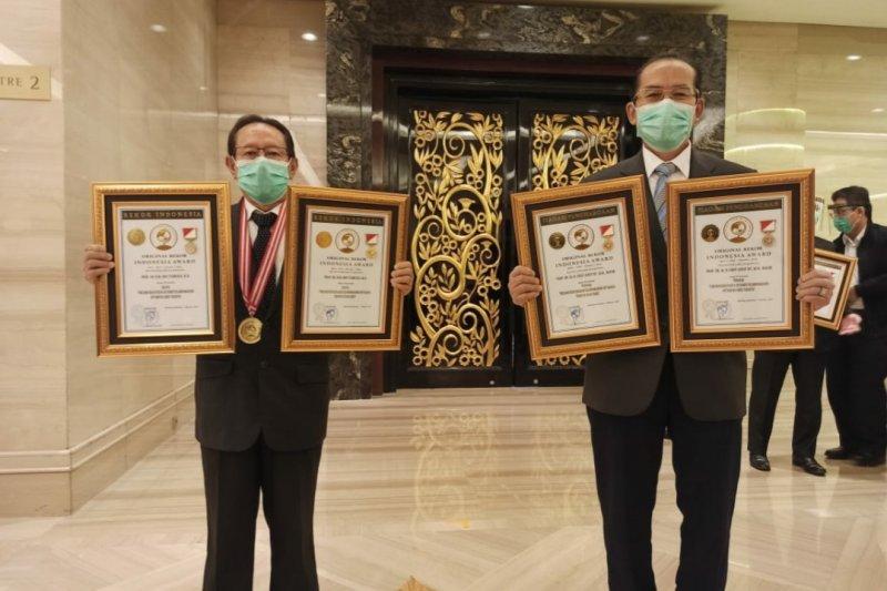 Unpas raih ORI Deklarasi Mahasiswa Relawan Anti Narkoba daring terbanyak