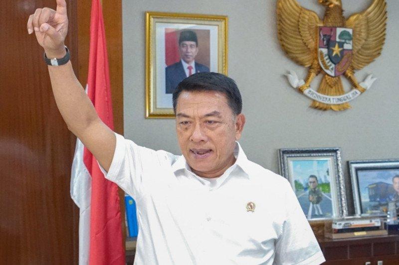 Moeldoko tanggapi mantan Panglima TNI merasa dicopot karena film G30S/PKI