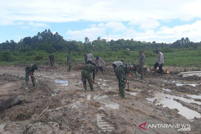 Satgas TMMD target percepatan pembangunan jalan di Tarakan