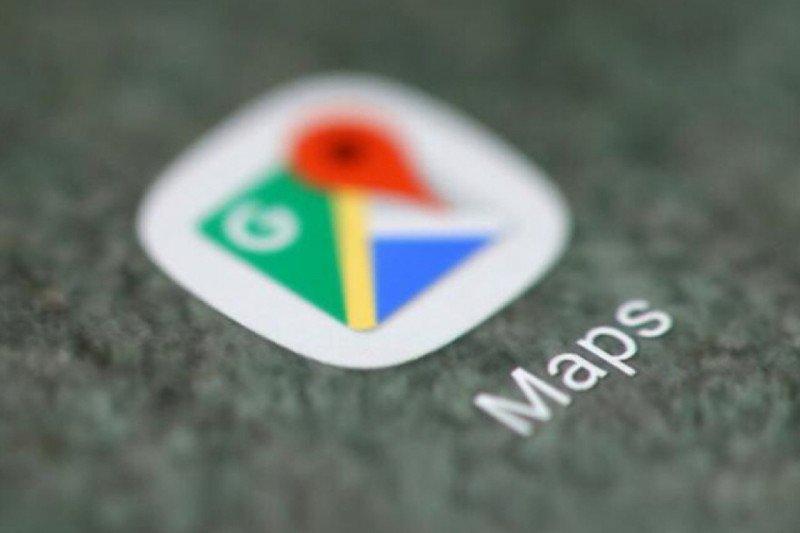 Google Maps mulai uji coba mode gelap