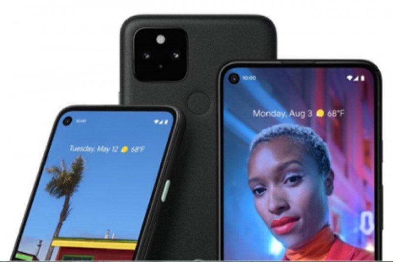 Google resmikan ponsel Pixel 4a (5G) dan Pixel 5