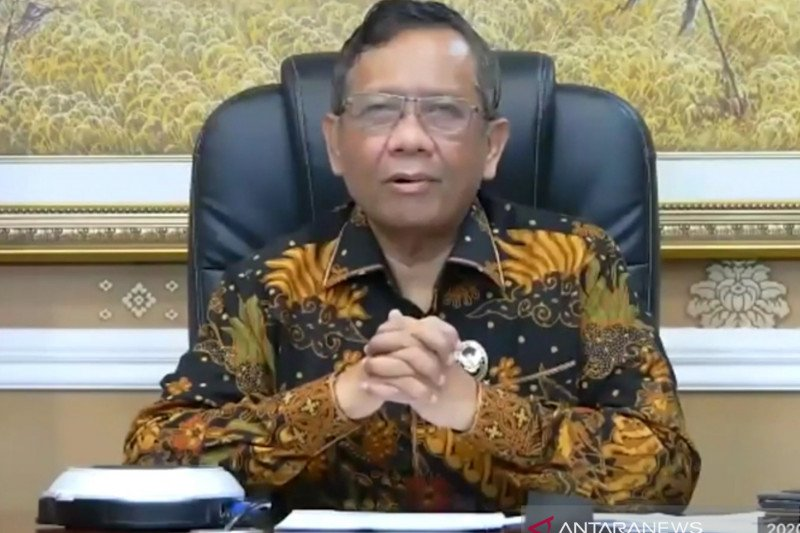 Menko Polhukam Mahfud tegaskan pemerintah tak negosiasi terkait kemerdekaan Papua