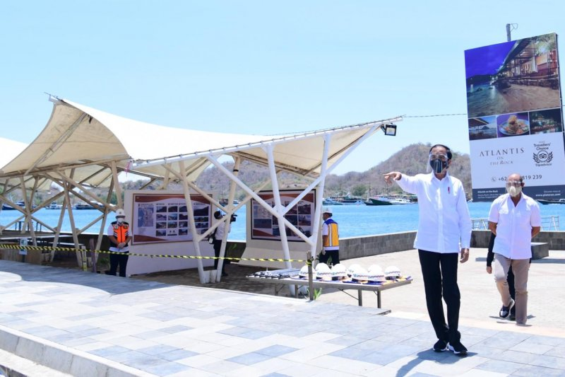 President keen on developing Labuan Bajo as premium tourism zone