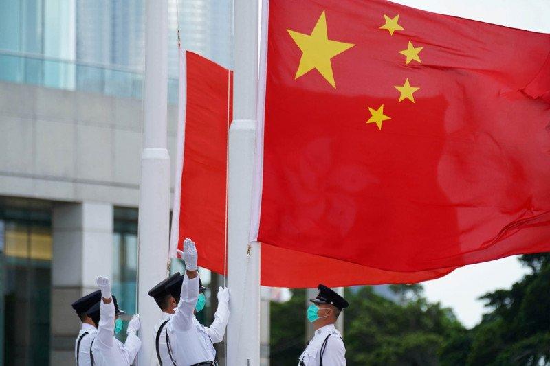 Polisi Hong Kong  tangkap sembilan orang bantu pelarian 12 buronan di China
