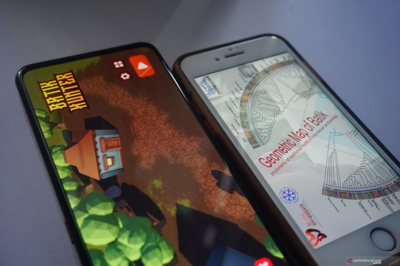 Daftar aplikasi seputar batik, dari edukasi hingga game
