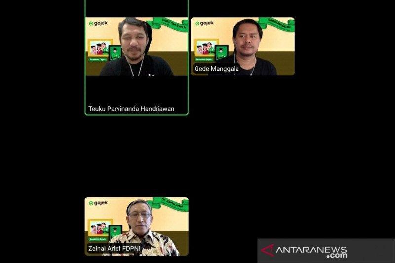 Beasiswa pendidikan dari Gojek untuk mitra driver