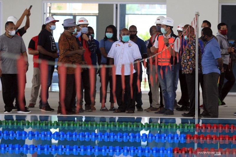 Atlet PON XX Papua masuk prioritas penerima vaksin COVID-19