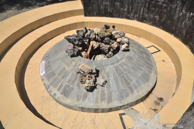 Dinas ESDM Jateng berupaya nyalakan kembali Api Abadi Mrapen Grobogan