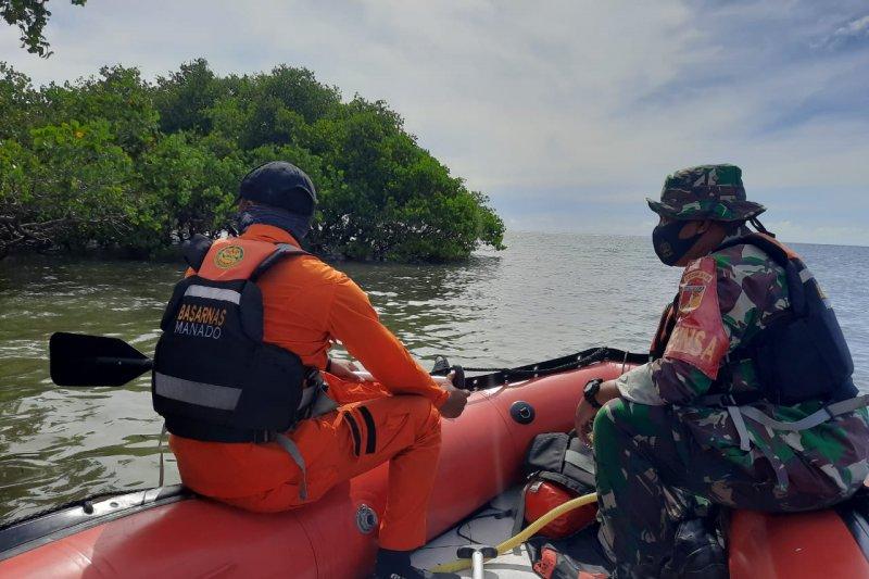 Tim SAR mencari nelayan hilang di perairan Siau