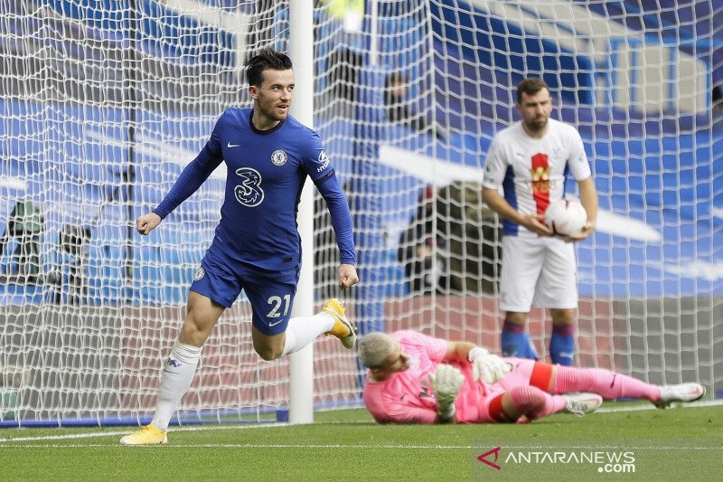 Debut gemilang Chilwell membantu Chelsea hantam Palace 4-0